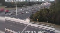 North York: Highway  near Avenue Road - Actuales