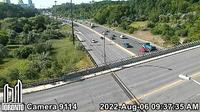 Toronto: Don Valley Parkway near Lawrence Ave - Current