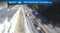 Chesapeake: I- - MM . - WB - OL AT HIGH-RISE BRIDGE - Overdag