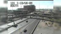 Las Vegas: I- SB I- Interchange (dual) - Actual