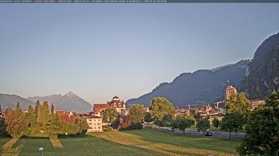 Interlaken daglys Webcam bilder
