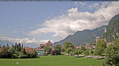 Interlaken Live Webcam - nå