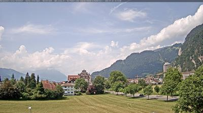 Interlaken Daglicht Webcam Imagez