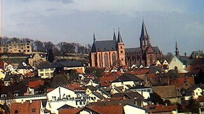 Webkamera Oppenheim: Katharinenkirche