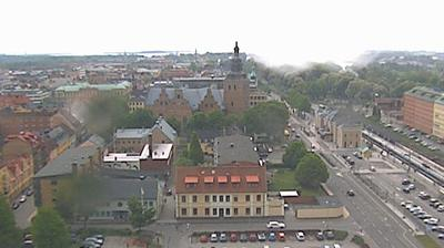 Webkamera Kristianstad: View over