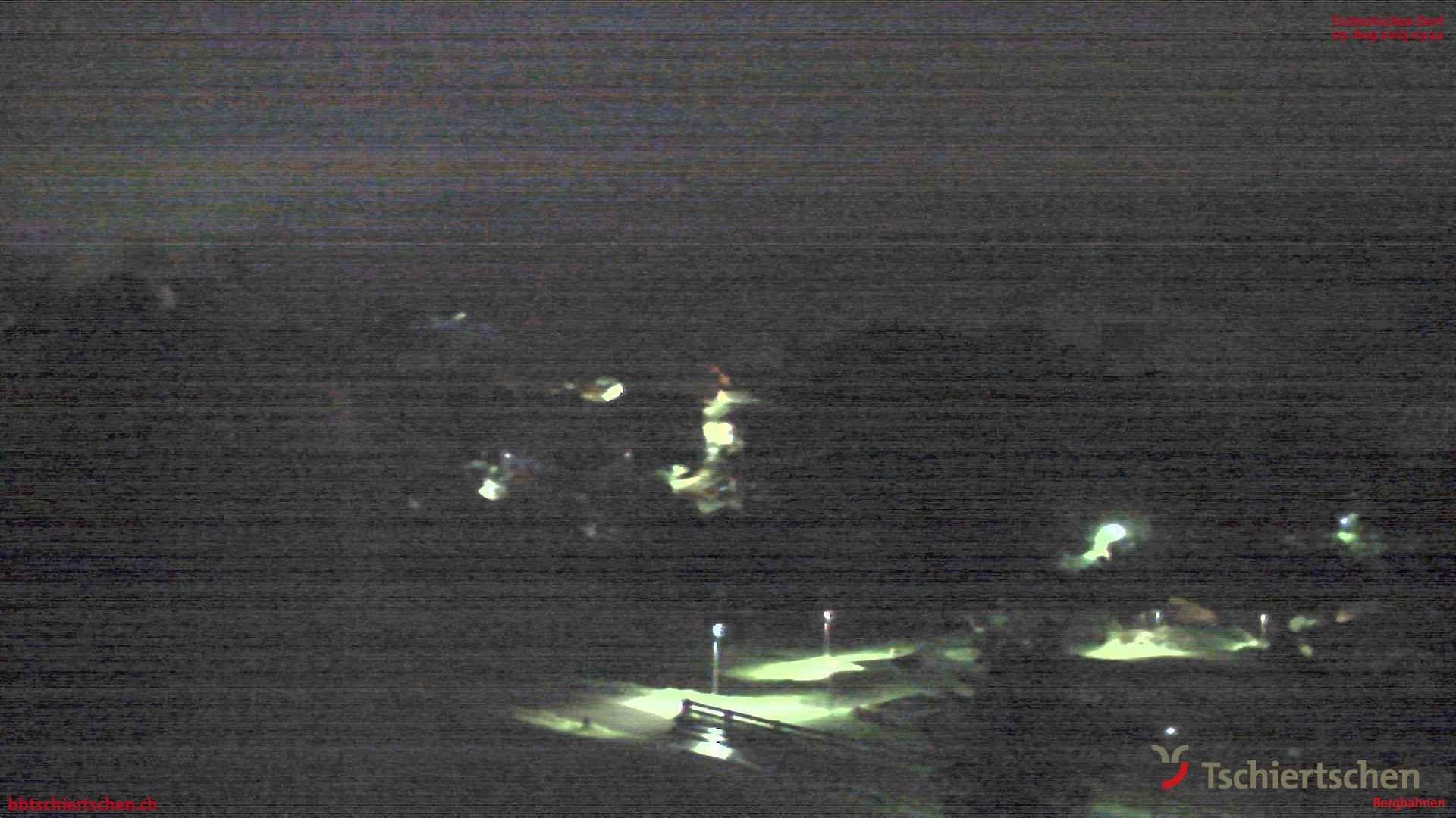 Tschiertschen: Dorf