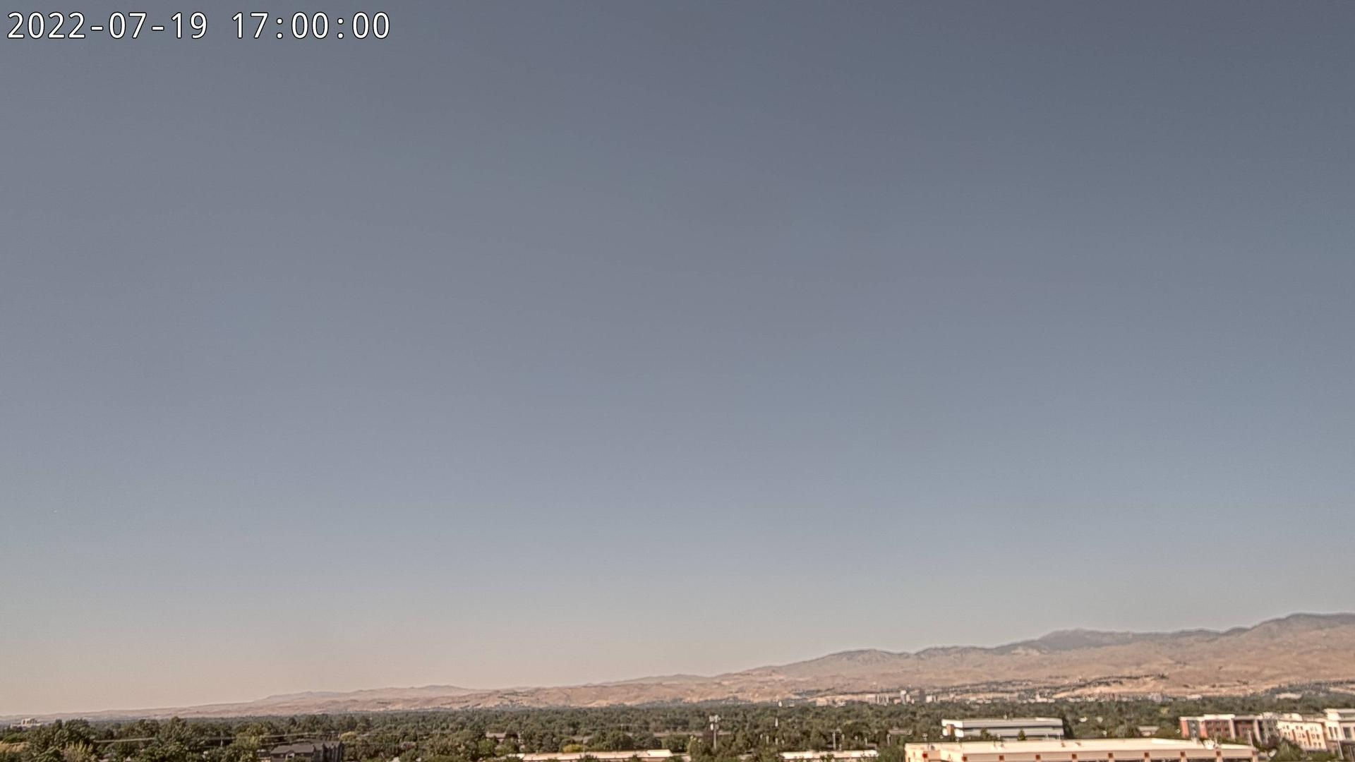Webcam Boise: Air Quality Camera