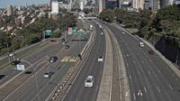 Syd: Warringah Freeway - Day time