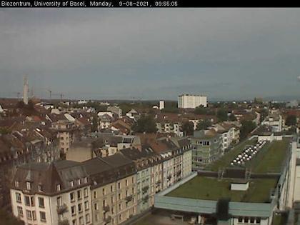 Basel: Biozentrum Universität