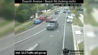 Maroochydore: Duporth Avenue - Beach Road (Facing North West) - Day time