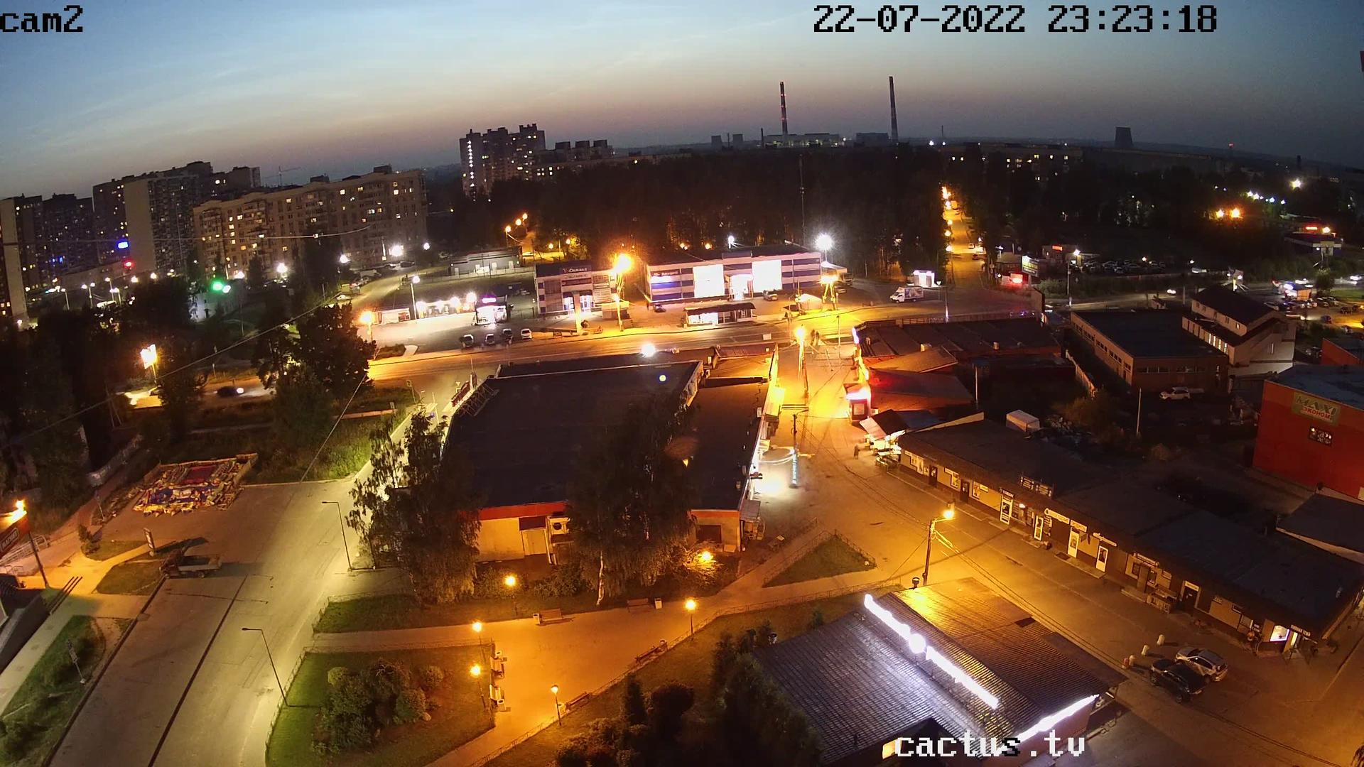 Webcam Новое Девяткино