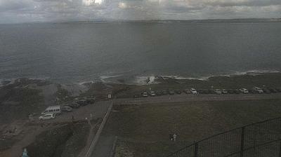 Daylight webcam view from Hook Head: Hook Heritage Webcam − West
