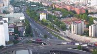 Bagnolet: Porte de - vers Pte de Montreuil - Actual