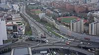 Bagnolet: Porte de - vers Pte de Montreuil - Dia