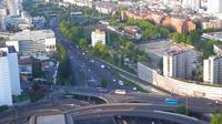 Bagnolet: Porte de - vers Pte de Montreuil - El día