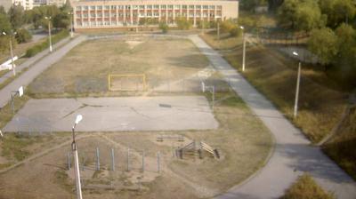 Миасс: Стадион школы №