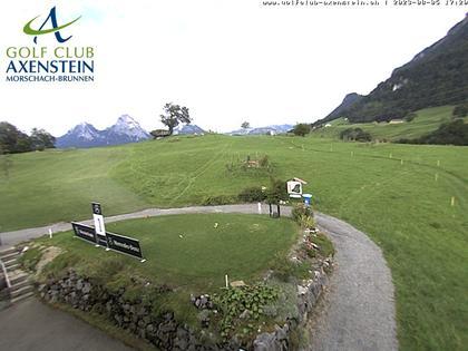 Morschach: Golf Club Axenstein - Urnersee - Grosser Mythen