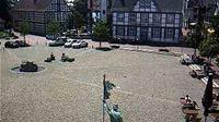 Quakenbruck › South-West: Marktplatz - Dia