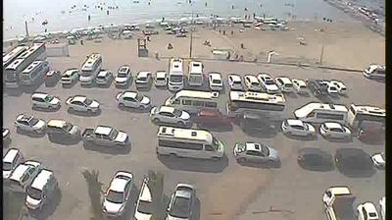 Webkamera Alanya: Keykubat Plajı