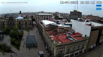 Webcam en vivo Guadalajara - Ahora mismo