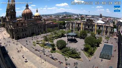 Imagen de Webcam diurna Guadalajara