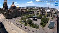 Guadalajara: Plaza de Armas - El día