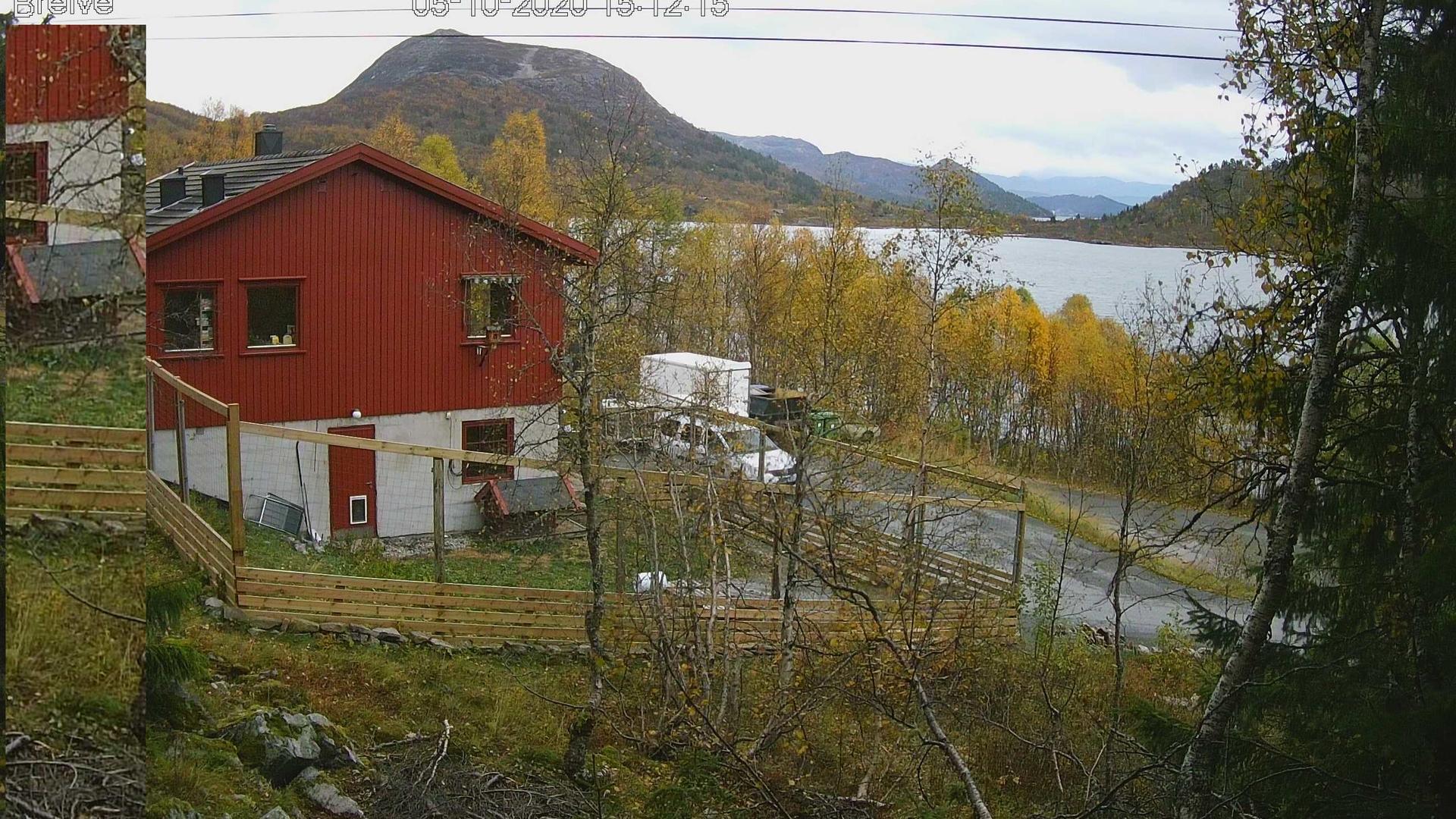 Webcam Hovden › North