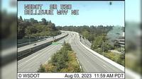 Clyde Hill: SR  at MP .: Bellevue Way NE (th Ave NE) - Current