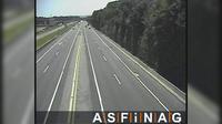 Wagna: A, bei Anschlussstelle Leibnitz, Blickrichtung Spielfeld - SLO - Km , - Jour