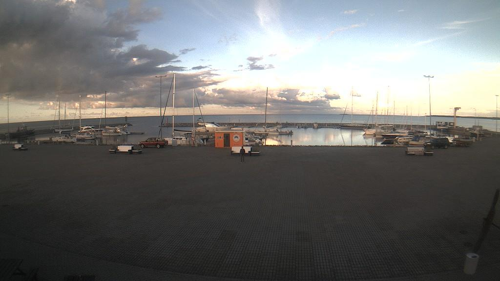 Webcam Kärdla: Marina