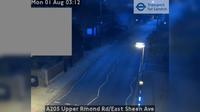 London: A Upper Rmond Rd/East Sheen Ave - Current
