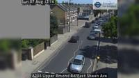 London: A Upper Rmond Rd/East Sheen Ave - Jour