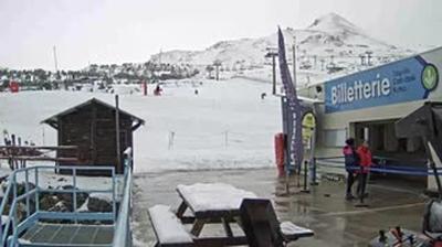 Webcam Arette-Pierre-Saint-Martin: Arette-Live Front de N