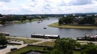 Krakow: Vistulan Boulevards, Wawel - El día