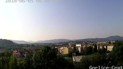 Webkamera Gorlice: Panorama