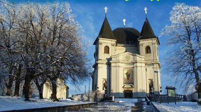Svatý Hostýn, uvnitř baziliky
