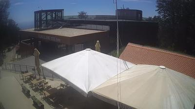 Gornja Bistra: Construction site Sljeme - cable car