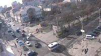 Dnipro > South-West: Andriia Fabra Street - Overdag