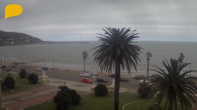 Daylight webcam view from Piriapolis › West: Piriápolis
