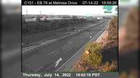 Oceanside › East: EB  at Melrose Rd - Recent
