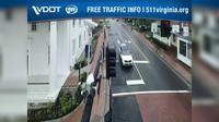 Fairfax: University Drive and Main Street Facing WB Traffic - Actual
