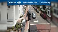 Fairfax: University Drive and Main Street Facing WB Traffic - Dia