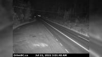 Area B > West: Hwy , near Goatfell, about  km northwest of Yahk, looking west - Current