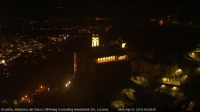 Orselina: Madonna del Sasso - Locarno - Ascona - Lago Maggiore