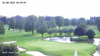 Les Bois: Golf-Club