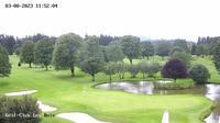 Les Bois: Golf-Club - El día