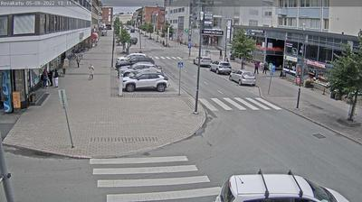 Vue webcam de jour à partir de Rovaniemi: Downtown
