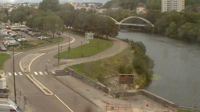 Tageslicht webcam ansicht von Besançon: Besancon, Doubs Rivotte