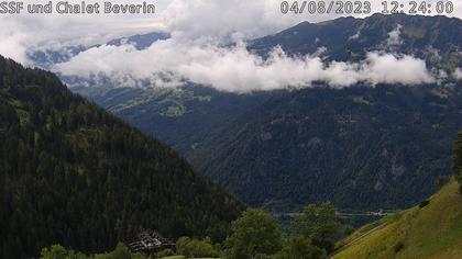 Feldis: Veulden - Richtung Beverin - Heinzenberg