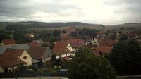 Kaltennordheim: Blick �ber Kaltensundheim - Overdag